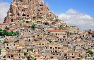 Ankara Çıkışlı Kapadokya Turu 1 Gece 2 Gün